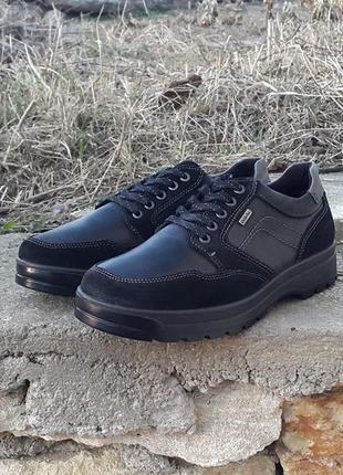 Кожаные ботинки полуботинки gallus 42, 45 р. оригинал