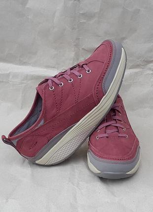 Кожаные кроссовки ботинки mbt 38 р. оригинал
