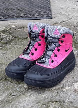 Ботинки сапоги nike woodside 2 оригинал 28 р.