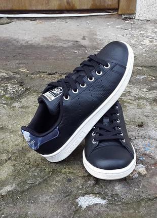 Кожаные кроссовки кеды adidas stan smith 37 р. оригинал