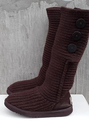 Зимние сапоги ботинки угги ugg 37 р. оригинал