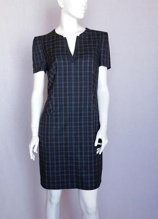 Шикарное платье-футляр Benetton, L-XL