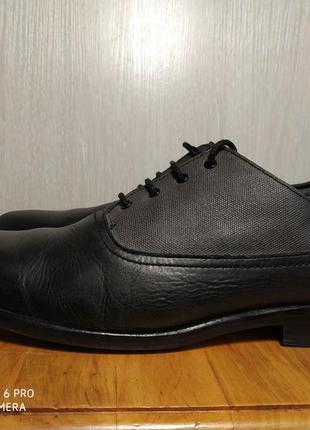 Мужские кожаные туфли  kg (оригинал) 42 р.
