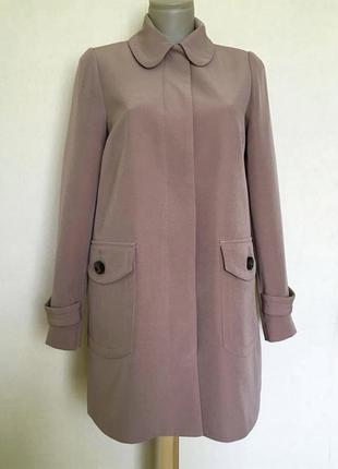 Доступно - элегантный тренч (легкое пальто) *new look* 10 р.