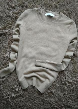 Идеальний,нежний,кашемировий свитер от john lewis.