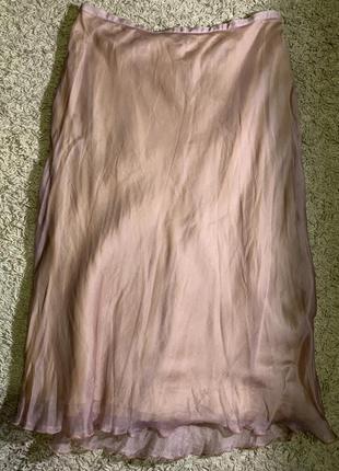 Шелковая юбка fidele