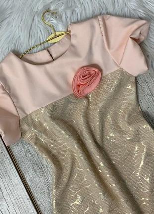 Красивое, нарядное и нежное платье для девочек