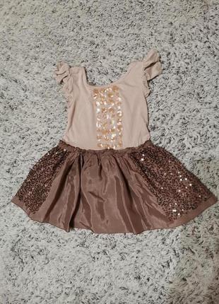 Платье нарядное, туника на 4 года