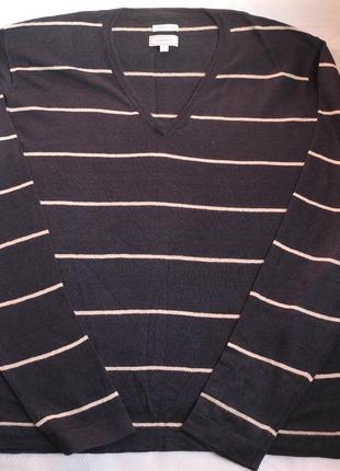 Пуловер мужской Gant р. xl 52, лен. новый