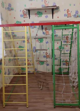 Спортивный комплекс детский