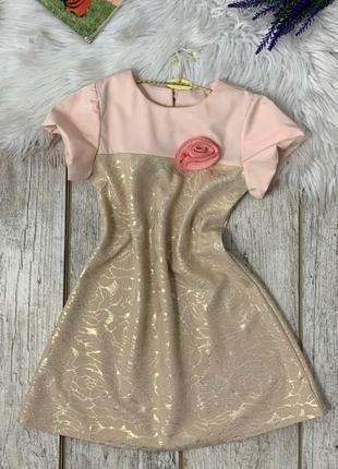 Нарядное,красивое и нежное платье для девочки!