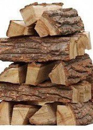 Дрова в Кривом Роге: метровые, в чурках, колотые 30-40 см!