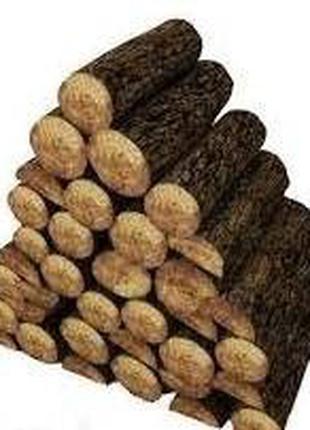 Дрова в Василькове, колотые, метровые и в чурках 30-40 см длиной
