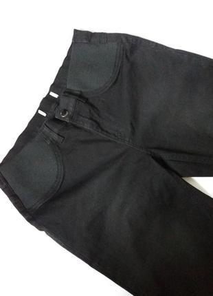 Джинсы женские, черные tcm