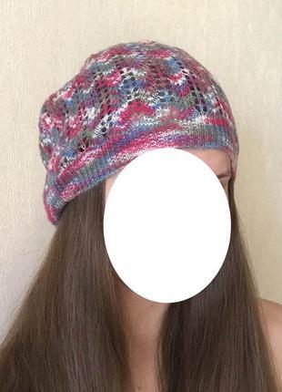 Доступно- легкая шапка