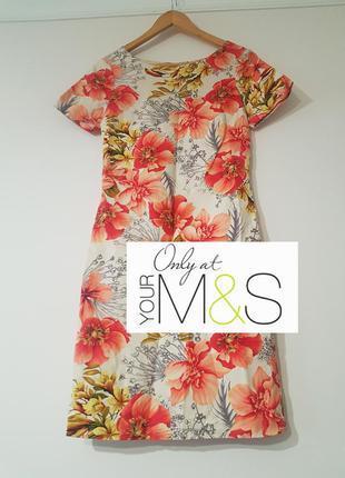 🔥🔥🔥очень стильное платье  в идеальном состоянии🖤 marks&spencer...