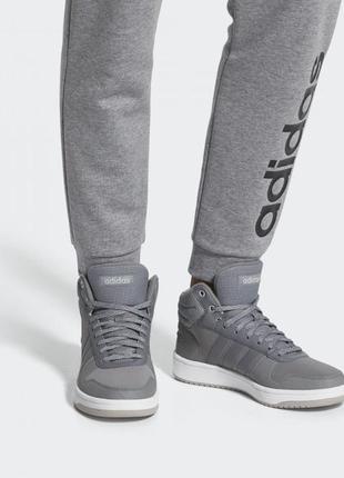 Женские кроссовки adidas hoops 2.0 mid w b42106
