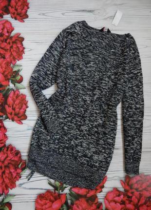 🌿теплый женский вязаный свитер большого размера. размер 4xl-5xl🌿