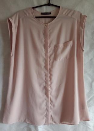 Персикова блуза