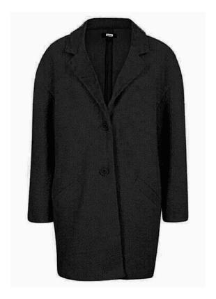 В наличии - буклированное деми-пальто *bik bok* р. s - 50% шер...