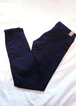 Джинсы штаны брюки базовые