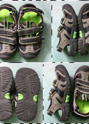 Bobby детские сандалии, босоножки размер 25