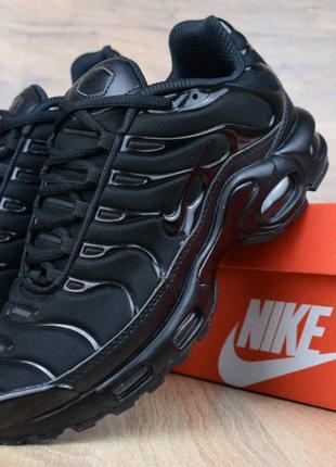 Мужские кроссовки Nike Air Max TN черные