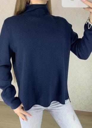 Шерстяной свитер marks spencer