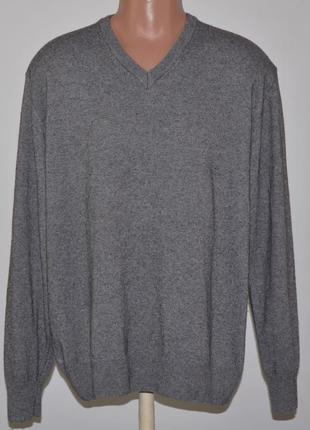 Брендовый свитер rudolf wohrl (xl) германия. шерсть\кашемир.
