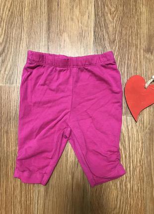 Котоновые штаны лосины disney
