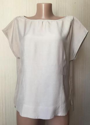 Распродажа! - интересная блузка с прорезями под пояс *tu* 14 р.