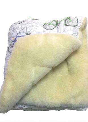 Детское одеяло с открытым мехом, оптом,розница,дропшиппинг