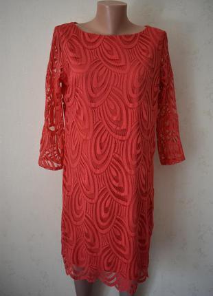 Красивое кружевное платье wallis