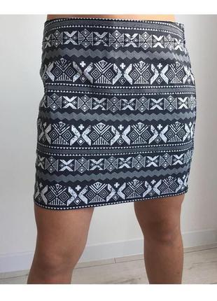 Юбка, спідниця, юбка в орнамент.
