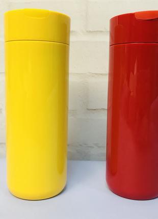 Компактный Антигравитационный Мини-термос 400 мл Never spill over