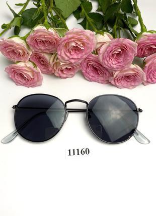 Солнцезащитные очки с черными линзами к.11160