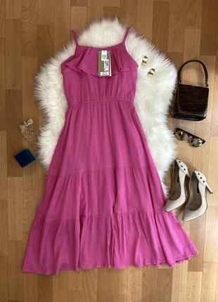 Актуальное детское макси платье в пол №201max