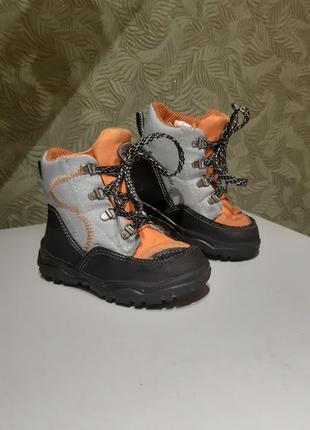 Superfit sport сапожки детские ботиночки для девочки или мальч...