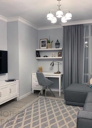 Дизайн интерьера, дизайн квартиры, авторский надзор