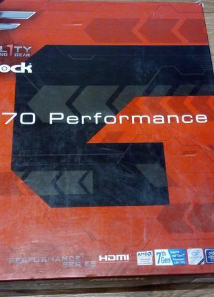 ASRock Fatal1ty H270 Performance - 1151 / ASRock 970 PRO3 R2.0