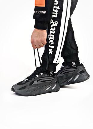 """Мужские кроссовки adidas yeezy 700 v2 """"utility black"""" (в стиле..."""