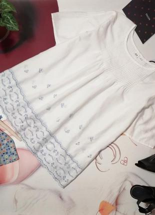 Блуза gap, 100% хлопок, размер l/xl