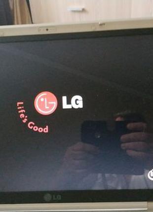 Ноутбук LGE50 неисправный