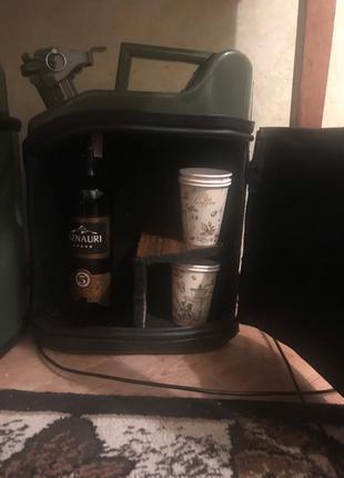 Міні бар з каністри