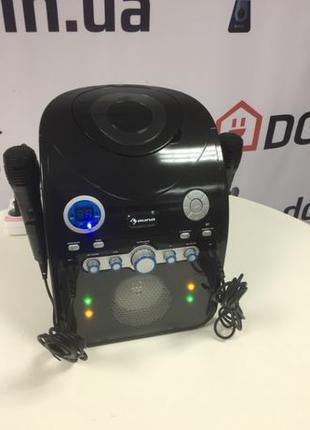 Детская караоке аудиосистема Auna StarMaker