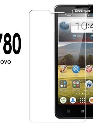 2шт Пленка защитная плёнка Lenovo P780 IdeaPhone