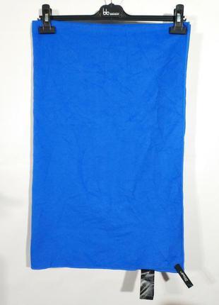 Спортивное полотенце микрофибра микрофлис 130*80 crivit by lid...