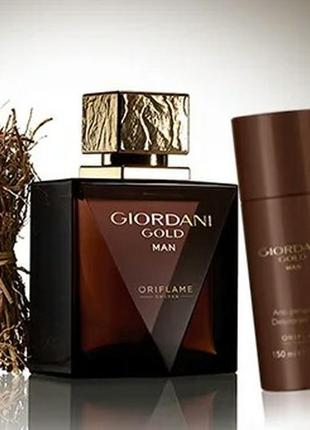 Парфюмированый набор giordani gold man