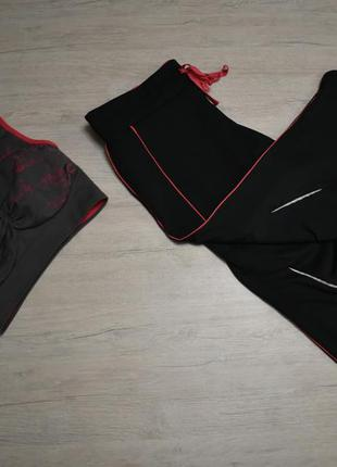Спортивные лосины капри  marks & spencer.