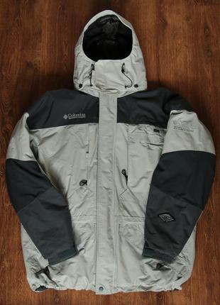 Мужская куртка columbia titanium 3 in 1 jacket